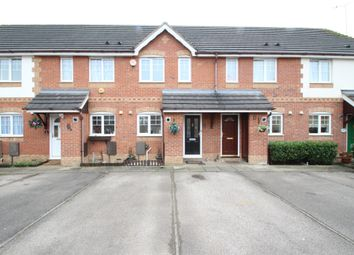 Thumbnail 2 bed terraced house for sale in Rivets Close, Lavender Grange, Aylesbury