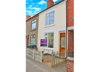 Thumbnail 3 bed terraced house for sale in Park Street, Sutton-In-Ashfield