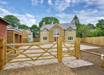 Thumbnail 4 bed detached house for sale in Little Paxton, St. Neots, Cambridgeshire