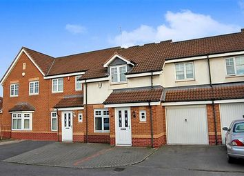 Thumbnail 4 bedroom terraced house for sale in Poppy Drive, Walsall