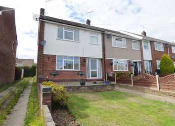 Thumbnail 3 bed end terrace house for sale in Malmesbury Road, Whitmore Park, Coventry