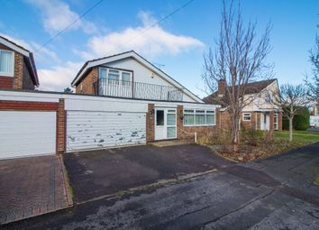 Thumbnail 4 bed detached house for sale in Hurstville Drive, Waterlooville