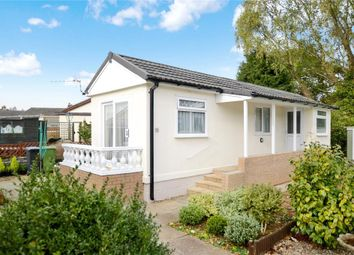 Thumbnail 1 bed detached bungalow for sale in Shadynook Park, Crossley Moor Road, Kingsteignton, Newton Abbot