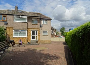 Thumbnail 4 bed semi-detached house for sale in Brantdale Road, Bradford, West Yorkshire