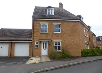Thumbnail 3 bed semi-detached house to rent in Maunders Drive, Staverton, Trowbridge