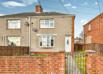Thumbnail 2 bed semi-detached house for sale in Beech Crescent, Ferryhill