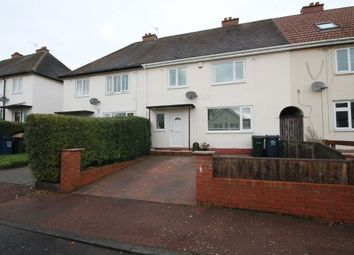 3 bed terraced house for sale in Meadow Road, Newcastle Upon Tyne NE15