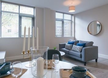 Thumbnail Studio to rent in Greenleigh Court, Dawsons Square, Leeds