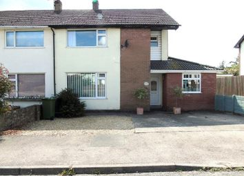 Thumbnail 3 bed semi-detached house for sale in Severn Avenue, Tutshill, Chepstow