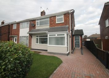 Thumbnail 3 bed semi-detached house for sale in Patterdale Road, Partington, Manchester