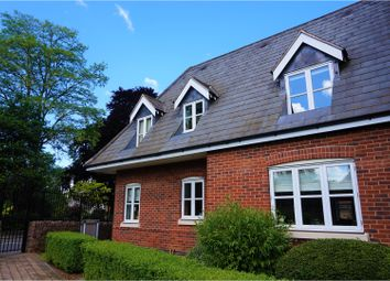 Thumbnail 2 bed flat for sale in The Cornerhouse, Quorn
