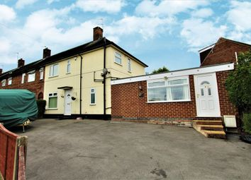 Thumbnail 3 bed terraced house for sale in Firbeck Road, Wollaton, Nottingham