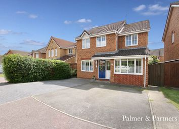 4 bed detached house for sale in Cherry Blossom Close, Ipswich IP8