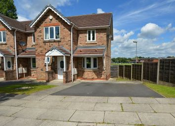 Thumbnail 3 bed mews house for sale in Albert Road, Whitefield, Manchester