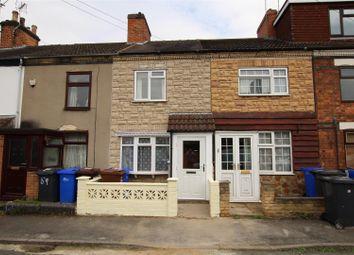 Thumbnail 2 bed terraced house for sale in Astil Street, Stapenhill, Burton-On-Trent