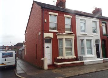 Thumbnail 3 bed terraced house for sale in Romer Road, Liverpool, Merseyside, England