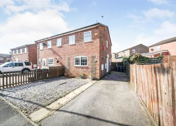 Thumbnail 2 bed semi-detached house for sale in Lindsay Road, Luton