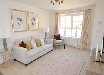 Thumbnail 3 bedroom end terrace house for sale in Greystone Walk, Cullompton