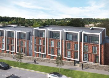 Thumbnail 2 bed flat for sale in Stonegate Road, Meanwood, Leeds