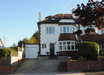 Thumbnail 5 bed semi-detached house for sale in Argyle Road, London N12, Woodside Park, N12,