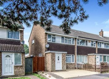 Thumbnail 3 bed end terrace house for sale in Beech Walk, Bedford, Bedfordshire, .