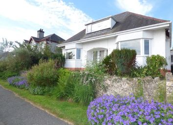 Thumbnail 4 bed bungalow for sale in Bay View Road, Benllech, Anglesey, North Wales