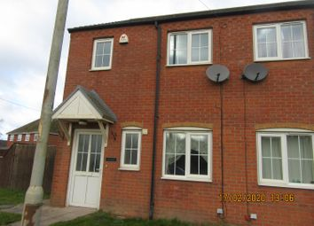 Thumbnail 3 bed semi-detached house to rent in Main Road, Wrangle