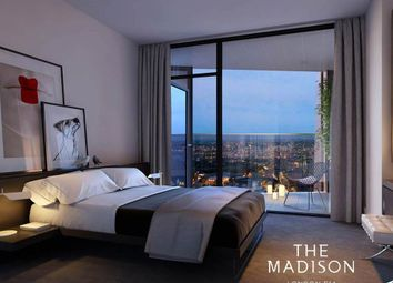 Thumbnail 1 bed flat for sale in The Madison, Marsh Wall, Carney Wharf, London