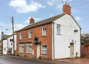 Thumbnail 4 bed detached house for sale in School Lane, Warmington, Peterborough