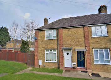 Thumbnail 2 bed end terrace house to rent in Darnley Road, Rochester, Kent