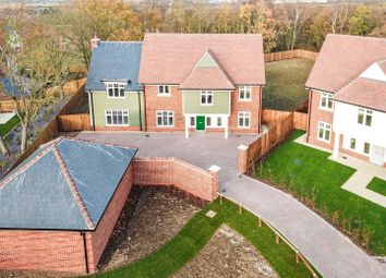 Thumbnail 4 bed detached house for sale in The Brackens, Benfleet