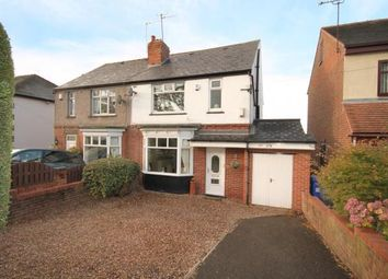 Thumbnail 2 bed semi-detached house for sale in Meadowhead, Sheffield, South Yorkshire