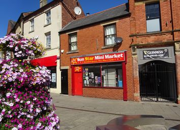 Thumbnail Retail premises for sale in Church Street, Mansfield, Nottinghamshire