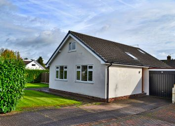 Thumbnail 4 bed detached house for sale in Meadow Avenue, Goostrey