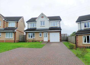 Thumbnail 4 bedroom detached house for sale in Graham Wynd, High Whitehills, East Kilbride