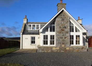 Thumbnail 3 bed detached house to rent in Corner House, Saphock, Oldmeldrum