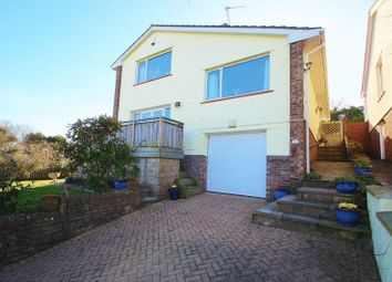 Thumbnail 4 bed detached house for sale in Riverleaze, Portishead, Bristol