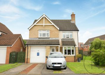 Thumbnail 4 bed detached house to rent in Haslewood Road, Newton Aycliffe