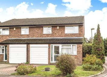 Thumbnail 3 bed semi-detached house for sale in Nicholson Road, Marston, Oxford