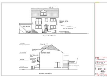 Thumbnail Land for sale in Plot 1, Manchester Road, Huddersfield