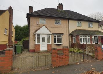 Thumbnail 3 bed semi-detached house for sale in Hawthorne Road, Dudley