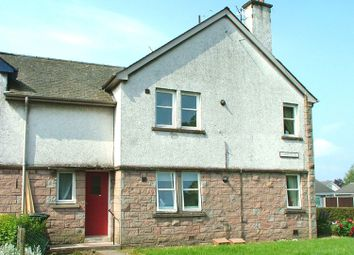 Thumbnail 2 bed flat to rent in Caddam Place, Coupar Angus