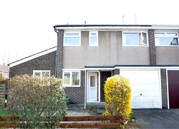 Thumbnail 3 bedroom semi-detached house for sale in Cheviot Way, Hexham