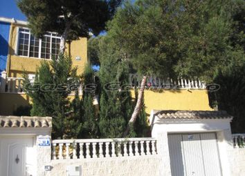 Thumbnail 2 bed terraced bungalow for sale in El Campello, Alicante, Spain