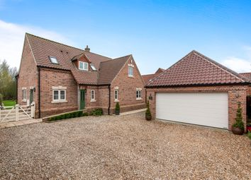 Thumbnail 4 bed detached house for sale in West Park Farm Close, Ickburgh, Thetford