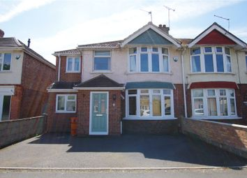 4 bed semi-detached house for sale in Dudmore Road, Old Walcot, Swindon, Wiltshire SN3