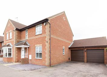 Thumbnail 4 bed detached house for sale in Paxford Close, Wellingborough