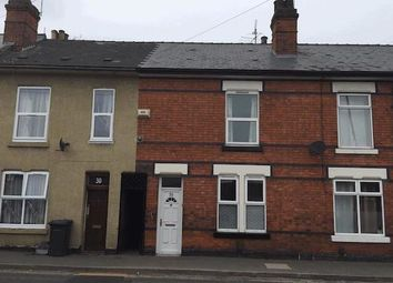 Thumbnail 3 bedroom terraced house to rent in Balaclava Road, Derby