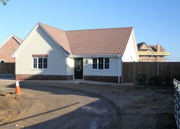 Thumbnail 3 bedroom bungalow to rent in Main Road, Great Holland