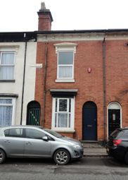 Thumbnail 3 bedroom terraced house for sale in Muntz Street, Small Heath, Birmingham, West Midlands